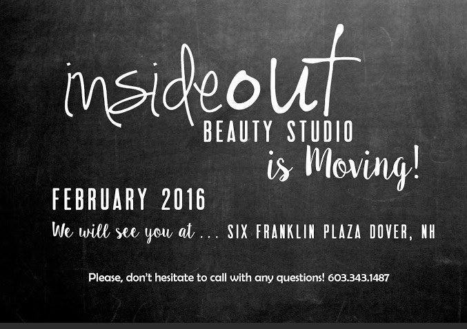 Insideout Beauty Studio Dover NH